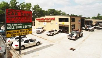 Auto Repair - The Woodlands TX - Woodlands Car Care and Collision Center